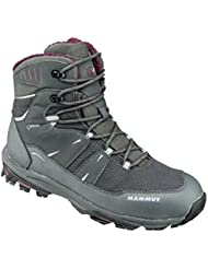 Mammut Runbold Tour High II GTX® Women, Farbe:graphite-merlot;Größe:7 UK / 40 2/3 EUR