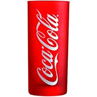 Luminarc Coca Cola Frozen 7276020 vidrio, Suite, 270 ml, blanco/rojo,