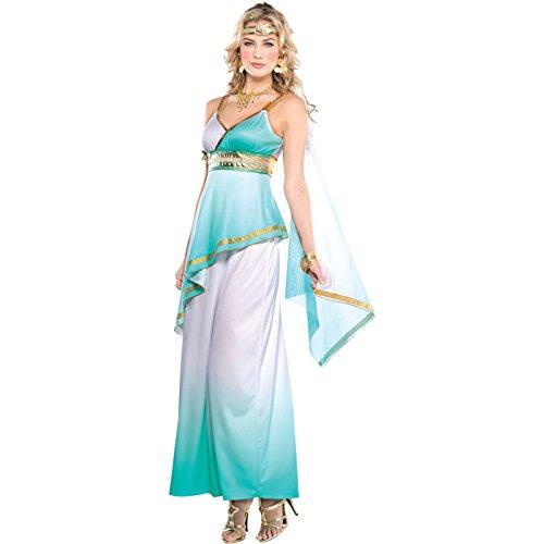 Griechische Göttin Olymp Kostüm Damen (Griechische Kostüm Göttinnen)