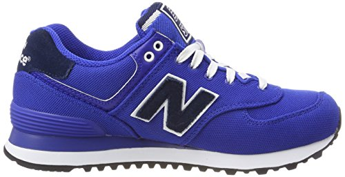 New Balance 574 Pique Polo Pack, Sneakers Basses Homme Bleu - bleu