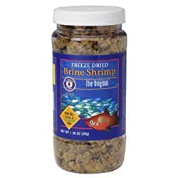 SAN FRANCISCO BAY BRAND Freeze Dried Brine Shrimp 39gm