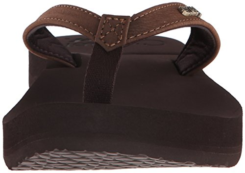 Reef Cushion Luna, Tongs Femme Marron (Brown Bro)