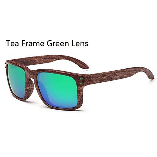 KCJKXC Marke Holz Sonnenbrillen Holz Brille Frauen Brille Sonnenbrille Für Männer