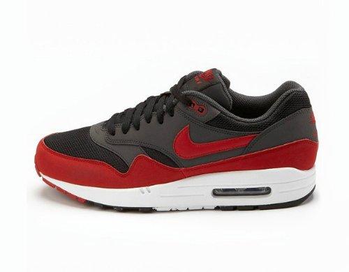 Preisvergleich Produktbild Nike ,  Herren Laufschuhe,  Black / Gym RED / Anthracite / White - Größe: 41, 5 EU