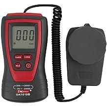 DealMux UYIGAO Autorizado 200.000 Lux Digital Light Meter luxómetro luminómetro fotómetro de alta precisión ...