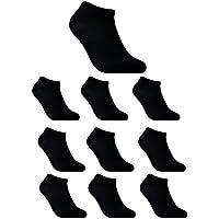 Lot de 6 10 Paires de Chaussettes Coton de Sport Homme