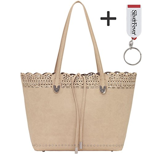 banadana-from-american-west-etop-handle-bags-sac-femme-beige-creme-taille-unique