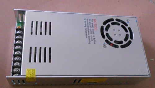 Gowe 350,36VDC, 9.8a alimentatore, corrispondenza Nema 23, Nema 34stepper Motor/motore passo-passo CNC kit