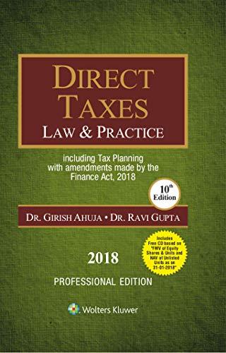 Direct Tax Ebook