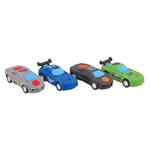 Radierer Racing Car