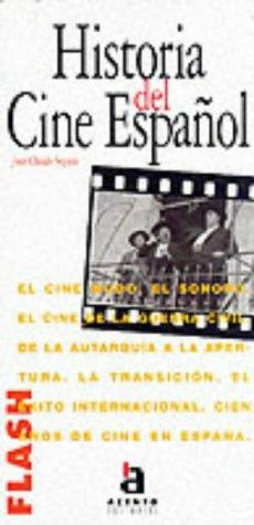 Flash-Acento Editorial: Historia del cine espanol