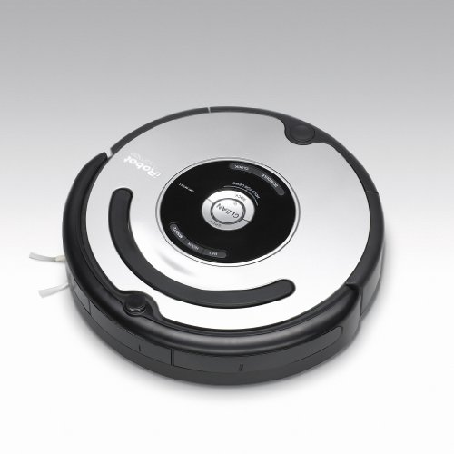 iRobot Roomba 555 Staubsaug-Roboter / 1 Automatische Wand - 5