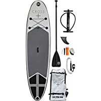 Gul 2018 Cross 10'7 Inflatable Sup Board Package CB0029
