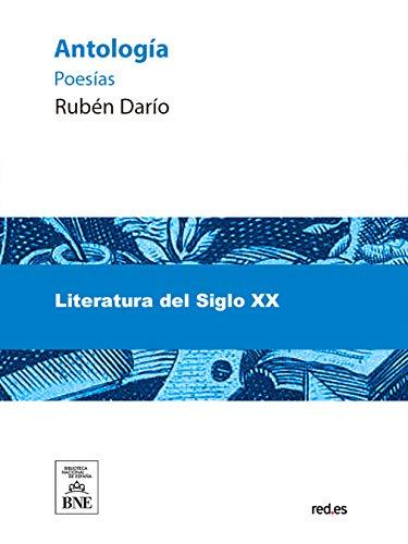 Antologia por Rubén Darío