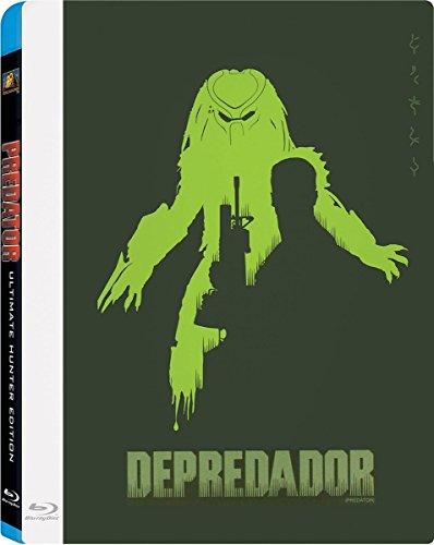 Depredador (Version Extendida) – Icon [Blu-ray] 41QVR5LeaEL