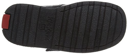 Kickers Fragma15 Strap Lthr Im,114248 Boys Derbys, Black (Black), 11 (29 Eu)