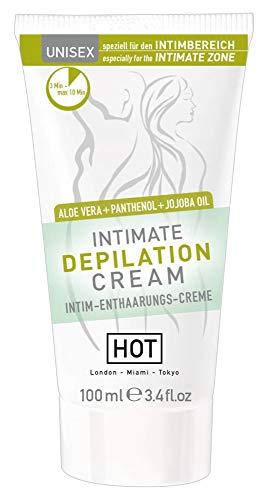 Hot Intimate Depilation Cream 100 ml, 1 Stück