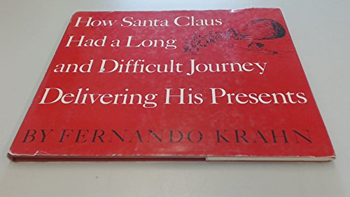 How Santa Claus had a long and difficult journey delivering his presents