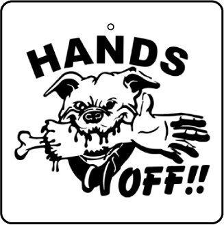 Deodorante Per Auto HANDS OFF