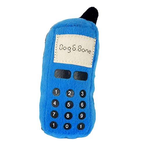 RIsxffp Haustier Handyform Haustier Hund Haustier Haustier Trainingsspielzeug mit Sound Chillona blau -