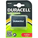 Duracell Replacement Digital Camera Battery For Canon BP-827 Digital Camera Battery