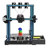 GIANTARM Geeetech A10T 3D-Drucker mit 3 in 1 out Mix-Color-Druck, Integrierte Gebäudebasis, Three-Extruder-Design,...