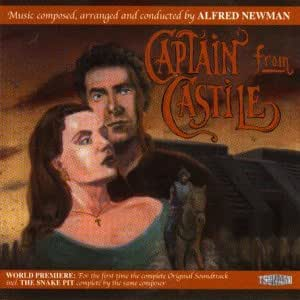 captain from castile original motion picture soundtrack