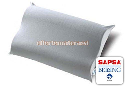 sapsa-bedding-classic-savon-latex-100-coussin-oreiller-haute-qualite-ancienne-pirelli-ergonomico-cer