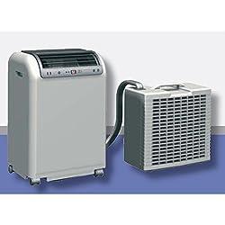 GREE climatiseur split inverter mobile lDCI 491 dC de refroidissement : 4,3 kW