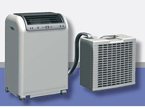 Grado móvil Split Inverter aire acondicionado DCR