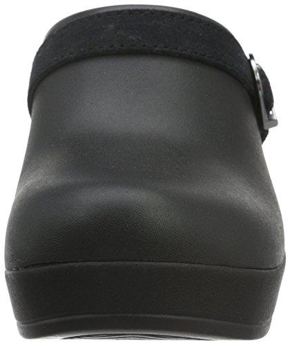 crocs Damen Sarahclog Clogs Schwarz (Black/Black/Black)