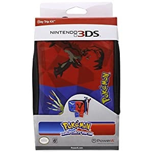 POWER A Pokemon X/Y Day Trip Kit – Nintendo 3DS [Nintendo 3DS]