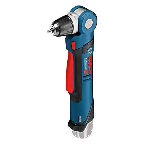 Bosch Professional Perceuse d'angle Sans-Fil GWB 10,8-LI (Outil seul, sans batterie ni chargeur)