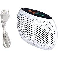 Homyl Mini Deshumidificador Eléctrico para Hogar Casa (EU Plug) - Blanco