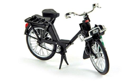 Norev 182065 - Sammlermodell, Solex 1966, 1/18 aus Metall, schwarz