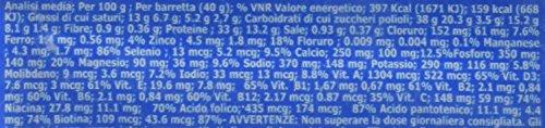 Ultimate italia barretta proteica 24x40g nocciola - 41QVaVMgPeL