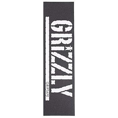 Grizzly Skateboard Griptape Oversized Stamp