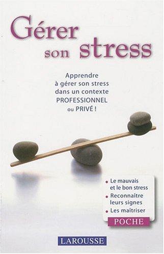 Gérer son stress par Terry Looker