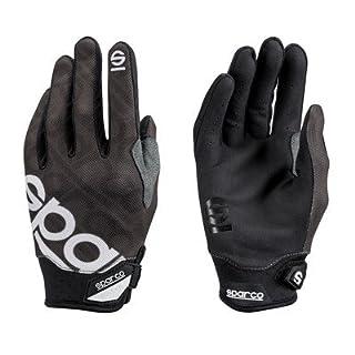 Handschuhe Meca 3Sparco TG. L schwarz