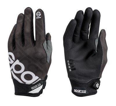 sparco-s002093nr2-m-mecque-3-gants-noir-taille-m