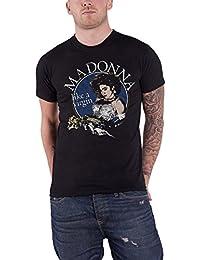 Madonna T Shirt Like A Virgin Nue Offiziell Herren
