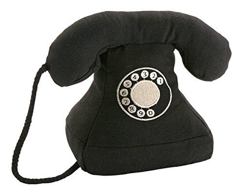 Versa - Sujetapuertas Telefono negro