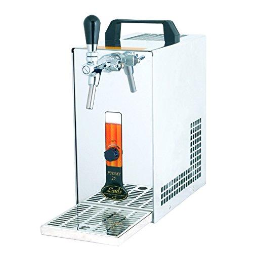 Gastrobedarf Westerbarkey Zapfanlage aus Edelstahl 30l/h Zapfen ohne folgekosten von Co2/Kohlensäure