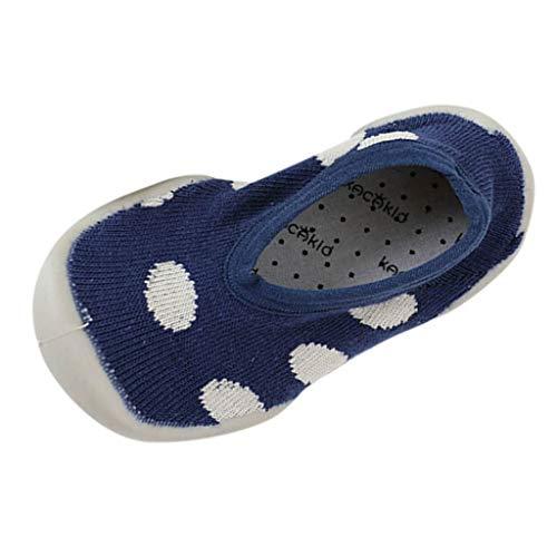 LEXUPE Baby Schuhe Kleinkind Kleinkind MäDchen Jungen Druck Winterkleidung Prewalker Socken Schuhe
