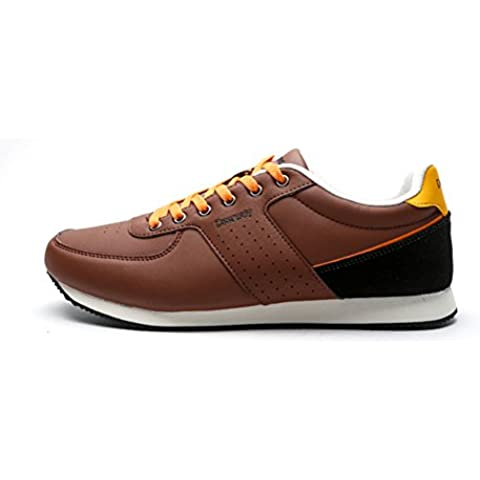 LYF KIU Scarpe uomo/Scarpe invernali scarpe casual/ Autunno scarpe da skateboard da uomo/ pattini coreani/Scarpe sportive