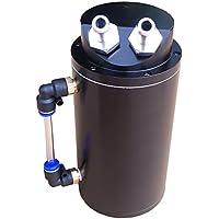 universalcylinder Billet aleación Motor del respiradero Depósito de aceite ...