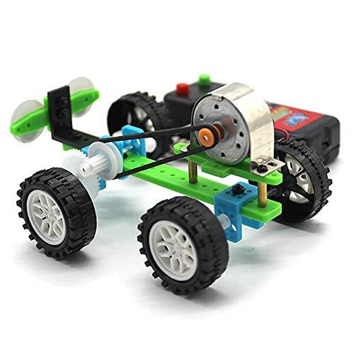 InvocBL Elektrischer Roboter fürs Auto, Experiment, Lernspielzeug für Kinder Multi