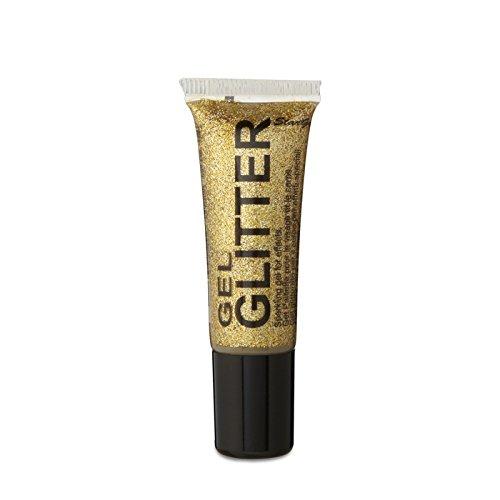 Stargazer Products Glitzergel, gold, 1er Pack (1 x 10 ml)