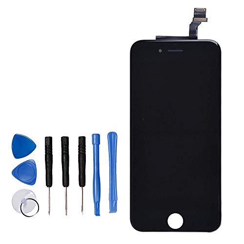 LL TRADER LCD für iPhone 6 Schwarz 4,7