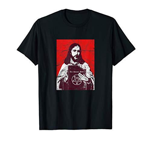 Satanistische Bibel Okkult Jesus Occult Atheist Metal 666